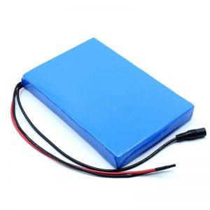 Litiumparisto 18650 12V 10AH sähköpyörälle