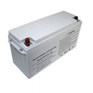 Energiansäästö LiFePO4-akku 12V 80Ah aurinkoparistot virtalähteisiin