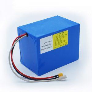 Litiumparisto 18650 48V 20.8AH sähköpyörille ja e-pyöräpaketille