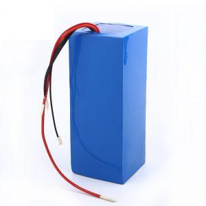 Litium-akku 18650 72V 100AH 72V 100ah sähköskootterin pyöräpaketti auton litium-akku