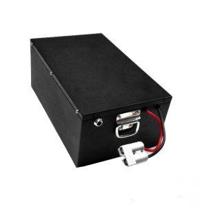 24V 40Ah LFP 26650 pitkäikäinen ladattava AGV / robotti / haarukkatrukki RS485 / RS232 lifepo4-litiumioniakku