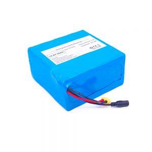 32650 Lifepo4 -akku 4S4P 12V 12,8V 24Ah litiumioniakku, 4S 20A tasapainotettu BMS