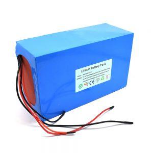 48v / 20ah litiumakku sähköpotkulaudalle