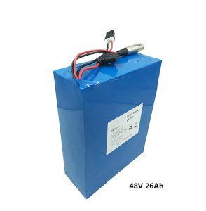 48v26ah litiumakku etwow-skoottereille sähkömoottoripyörän grafeeniakku 48 voltin litiumparistovalmistajat
