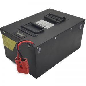 ALL IN ONE Suuritehoinen 72V60Ah LiFePO4-akku älykkäällä BMS: llä sähköajoneuvoihin