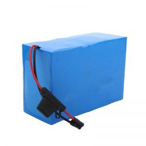 Räätälöity 72 voltin akku, litiumioniakku 72V
