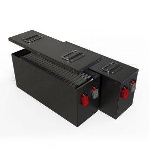 LiFePO4 ladattava akku 300AH 12V