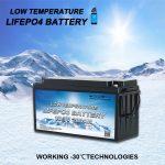 Esittelyssä ALL IN ONE matalan lämpötilan litiumrautafosfaattiakut