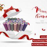 Hyvää Christams-tervehdystä ALL IN ONE Battery Technology Co Ltd