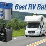 7 parhaan edun litium-RV-akuille