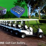 Parhaat golfkärryakut: litium vs. Lyijyhappo